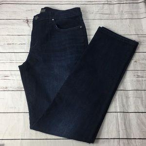Joe's Jean savile row dark wash size 34